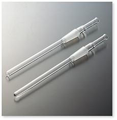 温度計保護管(足の長さは摺合下部から150㎜)