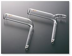 アダプター(ゴム栓用・角度約105°)