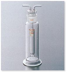 ガス洗浄瓶(ムインケ式Ⅱ型)