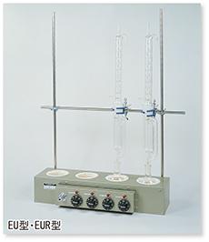 抽出器用マントルヒーター(EU型・EUR型)Max.Temp.450℃