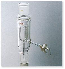 ソックスレー用水分除去器(GL型)