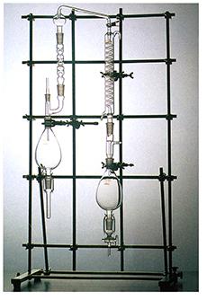 クデルナーダニッシュ濃縮装置(JIS K-0093準拠)
