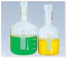 SPC保存瓶(目安目盛付)(キャップ付)
