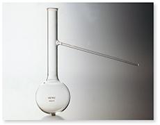 枝付フラスコ(JIS R-3503準拠)