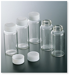 スクリュー管瓶(硼硅酸ガラス)