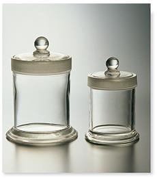 標本瓶(並質ガラス)