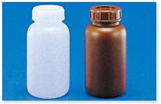 広口瓶 PE(白色)