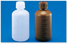 細口瓶 PE(白色)