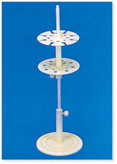 ピペット台(PVC)(回転式)