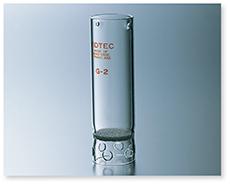 抽出用硝子円筒(ソックスレー抽出装置用)