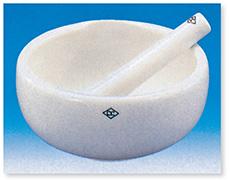 薬局形乳鉢(磁製)C.C.