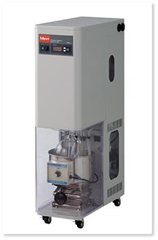 有機溶媒自動精製装置ソルピュア