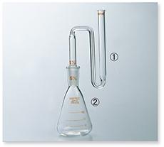 砒化水素発生捕集装置Ⅴ型(改良型)