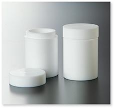 フッ素樹脂分解瓶(全窒素測定用)(パッキン付)