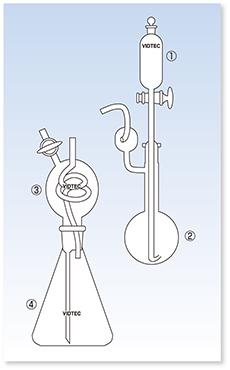 無水炭酸定量装置(JIS R-9011準拠)
