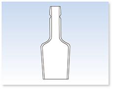 ガラス栓(JIS K-2541準拠)