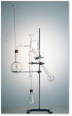 セミ・ミクロケルダール窒素定量装置
