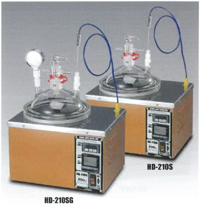 真空検体乾燥器 HD-210Sシリーズ