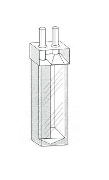 フローセル(3面透明)