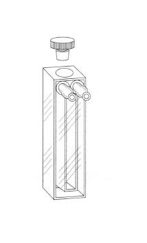 水冷式角型セル(全面透明)