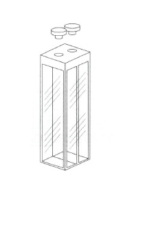栓付仕切セル(全面透明)